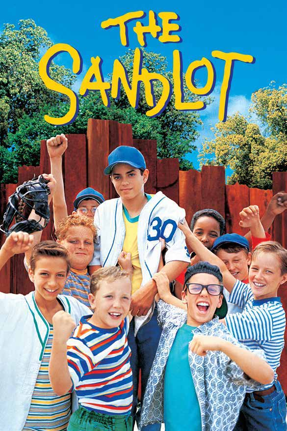 The Sand Lot Movie Poster